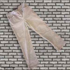 Gloria Vanderbilt Size 12P corduroy pants